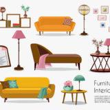 新生活の家具選び