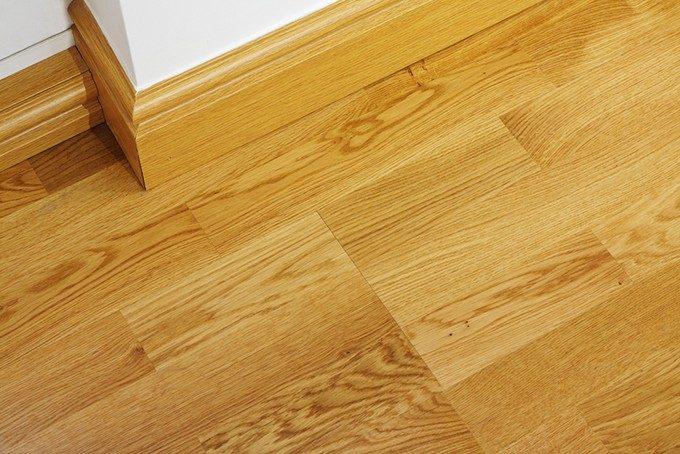 巾木と床材